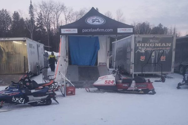 OSOR Snowmobile Oval Racing (Team Hollywood) - Sponsor