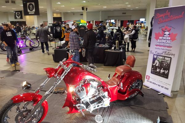 Motorcycle Spring Show @ International Center 1